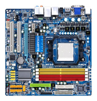 GIGABYTE GA-MA78GM-US2H (rev. 1.0)