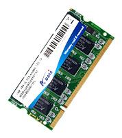 A-DataAPPLE Series DDR 400 non-ECC SO-DIMM