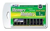 A-DataDDR 400 DIMM 1Gb