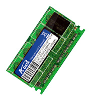 A-DataDDR2 400 Micro-DIMM 214Pin 1Gb