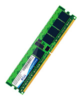 A-DataDDR2 400 Registered ECC DIMM 1Gb