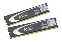 A-DataExtreme Edition DDR3 1600 DIMM 4Gb