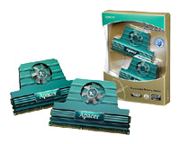 ApacerAeolus DDR3 1600 DIMM 2Gb kit