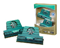 Apacer Aeolus DDR3 1600 DIMM 4Gb kit