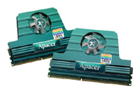 Apacer Aeolus DDR3 1866 DIMM 2Gb kit