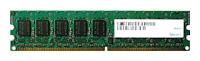 ApacerDDR2 667 ECC DIMM 256Mb CL5
