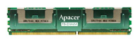 Apacer DDR2 800 FB-DIMM 512Mb CL5