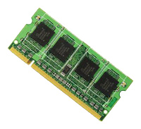 ApacerDDR2 800 SO-DIMM 1Gb