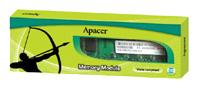 ApacerDDR3 1066 DIMM 2Gb