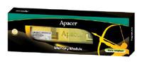 ApacerDDR3 1066 DIMM 512Mb with Heatspreader