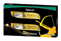 Apacer Golden DDR2 800 DIMM 1Gb Kit