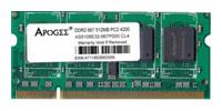 ChaintechDDRII 667 So-Dimm 512MB