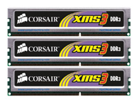 CorsairTR3X3G1600C9