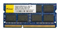 ElixirDDR3 1066 SO-DIMM 2Gb