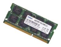 EUDARDDR3 1066 SO-DIMM 2Gb