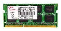 G.SKILLF2-6400CL6S-4GBSQ