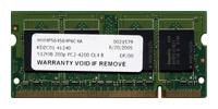 HynixDDR2 533 SO-DIMM 512Mb