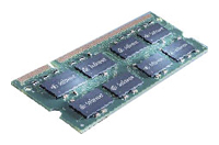 InfineonDDR2 400 SODIMM 256Mb