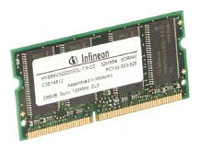 Infineon SDRAM 133 SO-DIMM 128Mb