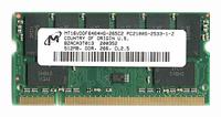 KingmaxDDR 266 SO-DIMM 512 Mb