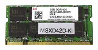KingmaxDDR 400 SO-DIMM 1 Gb