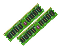 KingmaxDDR2 800 DIMM 4Gb Kit (2*2048Mb)