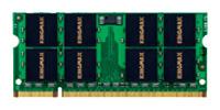 KingmaxDDR2 800 SO-DIMM 512Mb