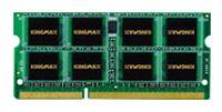 KingmaxDDR3 1066 SO-DIMM 4Gb