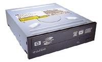 HP DVD1040i Black