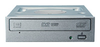PioneerDVR-216SV Silver