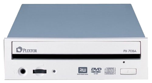 PlextorPX-708A White