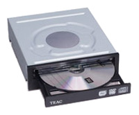 TEAC DV-W522GS Black