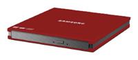 Toshiba Samsung Storage TechnologySE-S084B Red
