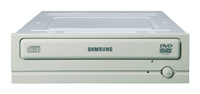 Toshiba Samsung Storage Technology SH-D163B White