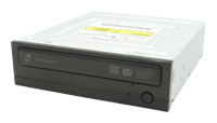 Toshiba Samsung Storage TechnologySH-S162L Black