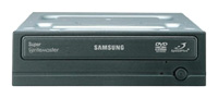 Toshiba Samsung Storage TechnologySH-S222A Black