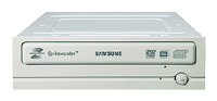 Toshiba Samsung Storage Technology SH-W162L White