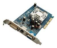 3D FuzionGeForce 6200 300Mhz AGP 128Mb 550Mhz