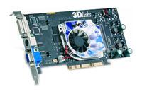 3DlabsWildcat VP760 AGP 64Mb 256 bit DVI