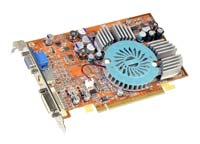 ABITRadeon X600 XT 500Mhz PCI-E 128Mb
