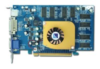 Albatron GeForce 6600 300Mhz PCI-E 128Mb 550Mhz