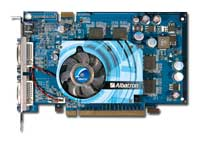AlbatronGeForce 7600 GT 560Mhz PCI-E 256Mb
