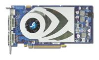 Albatron GeForce 7800 GT 400Mhz PCI-E 256Mb