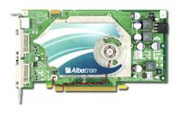 AlbatronGeForce 7900 GT 500Mhz PCI-E 512Mb