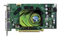 Albatron GeForce 7900 GT 520Mhz PCI-E 256Mb