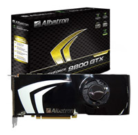 Albatron GeForce 9800 GTX 675Mhz PCI-E 2.0