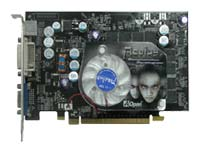 Aopen GeForce 6600 300Mhz PCI-E 256Mb 400Mhz