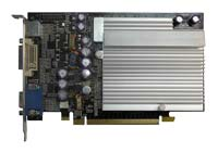 AopenGeForce 6600 300Mhz PCI-E 256Mb 600Mhz