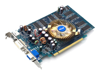 ASUSGeForce 6200 300Mhz PCI-E 128Mb 550Mhz