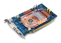 ASUS GeForce 6600 GT 500Mhz PCI-E 128Mb